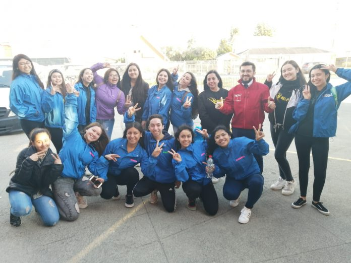 Photo of Puerto Natales GRUPO DE CHEERLEADERS VIAJÓ A COMPETICIÓN NACIONAL FINANCIADO POR ASIGNACIÓN DIRECTA DE FNDR
